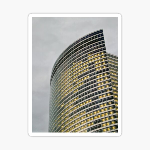 Skyscraper Sticker