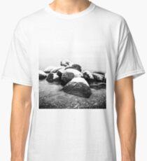 Beach Lubmin - Winter Study III Classic T-Shirt