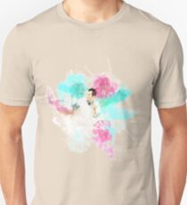 One Flew Over the Cuckoo's Nest Watercolor Unisex T-Shirt