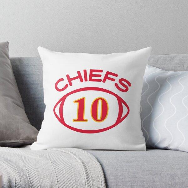 KC Football  Throw Pillow
