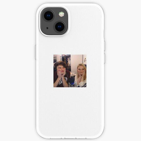 Wilbur and Niki being cute iPhone Soft Case