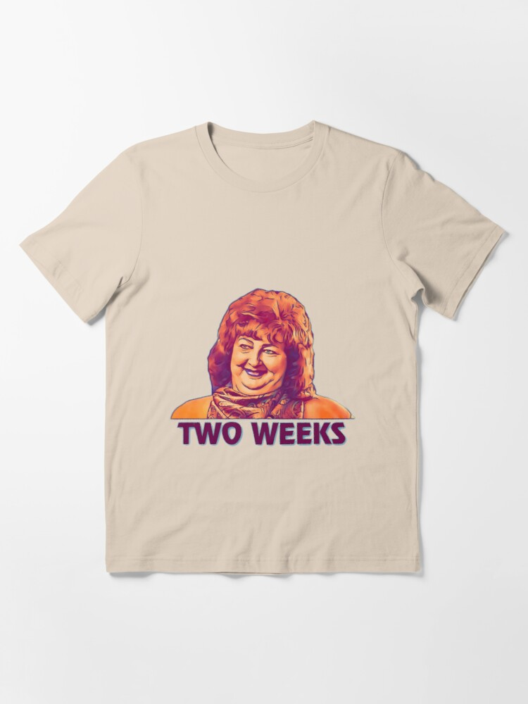 Alternate view of Two Weeks - Total Recall Lady Essential T-Shirt