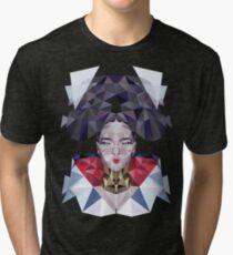 Freezing Sugarcube Tri-blend T-Shirt