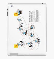 Navigreytion iPad Case/Skin