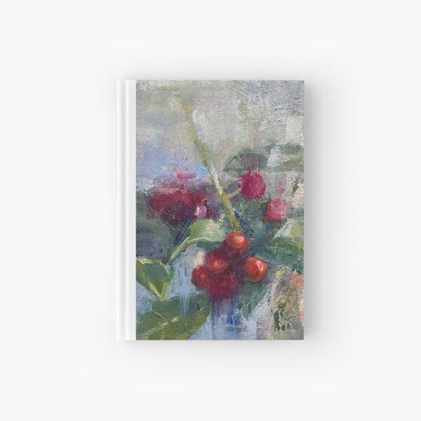 Joy of winter Hardcover Journal