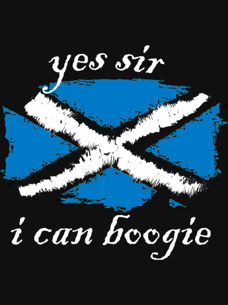 Yes Sir I Can Boogie by EbonyGarza