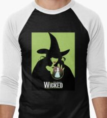 Wicked Broadway Musical Wizard Of Oz T-Shirt T-Shirt