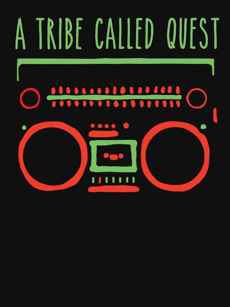 A Tribe Called Quest T-Shirt | Unisex T-Shirt