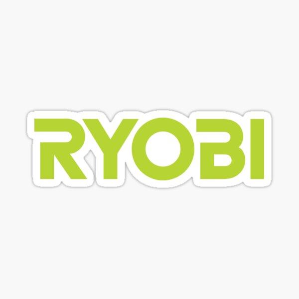 Ryobi Tools Sticker