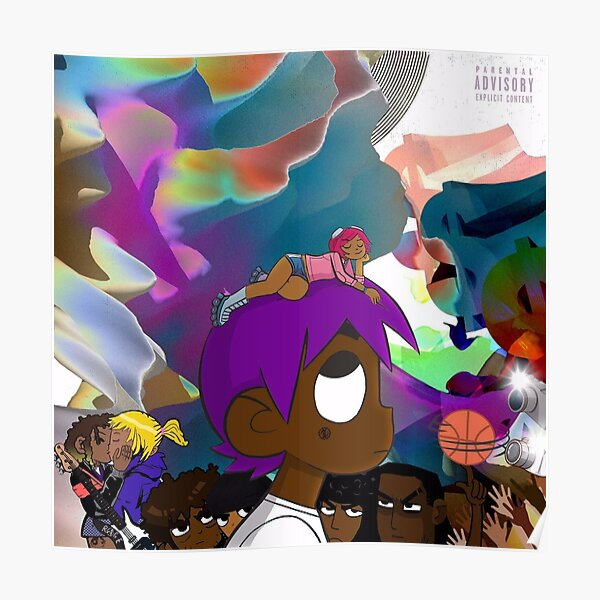 Lil Uzi Vert Vs The World Posters Redbubble Tons of awesome lil uzi vert wallpapers to download for free. redbubble