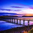 Lossie bridge 2 by Gary Power