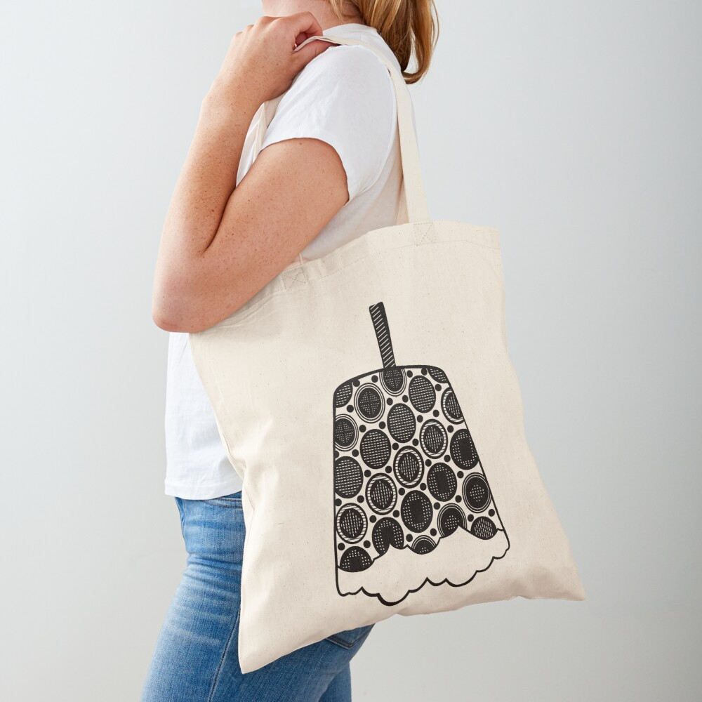 Endemik Music Logo - Black Tote Bag