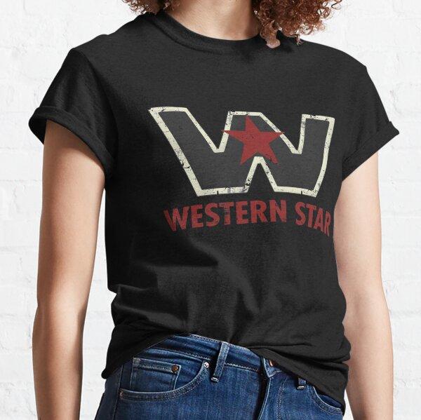 Estrella occidental Camiseta clásica