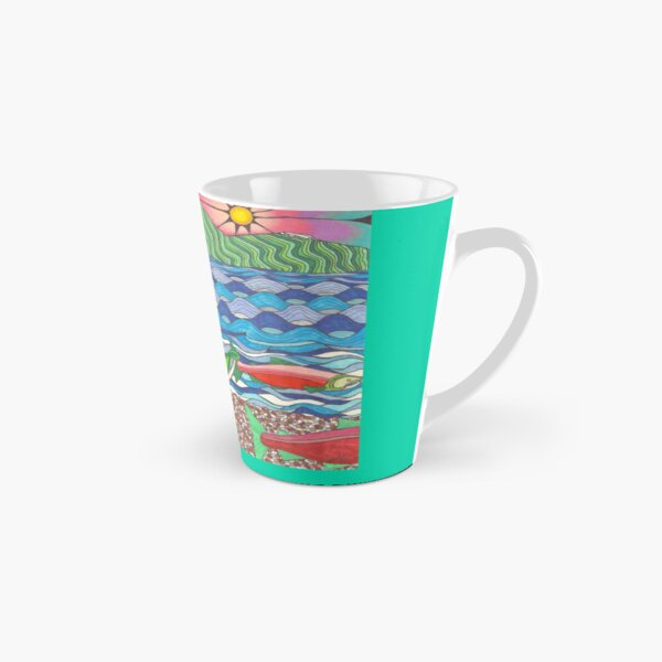The Flow of Nature Tall Mug