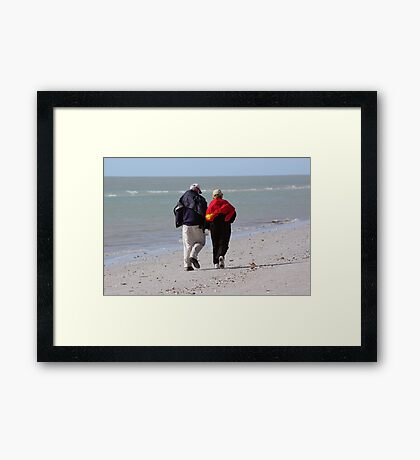 You're Still The One Framed Print