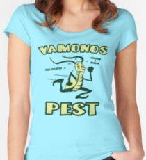 Breaking Bad: Vamonos Pest Women's Fitted Scoop T-Shirt