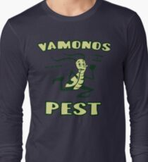 Breaking Bad: Vamonos Pest Long Sleeve T-Shirt