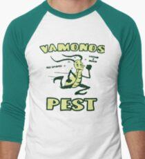 Breaking Bad: Vamonos Pest Men's Baseball ¾ T-Shirt