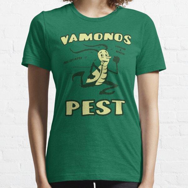 Breaking Bad: plaga de Vamonos Camiseta esencial
