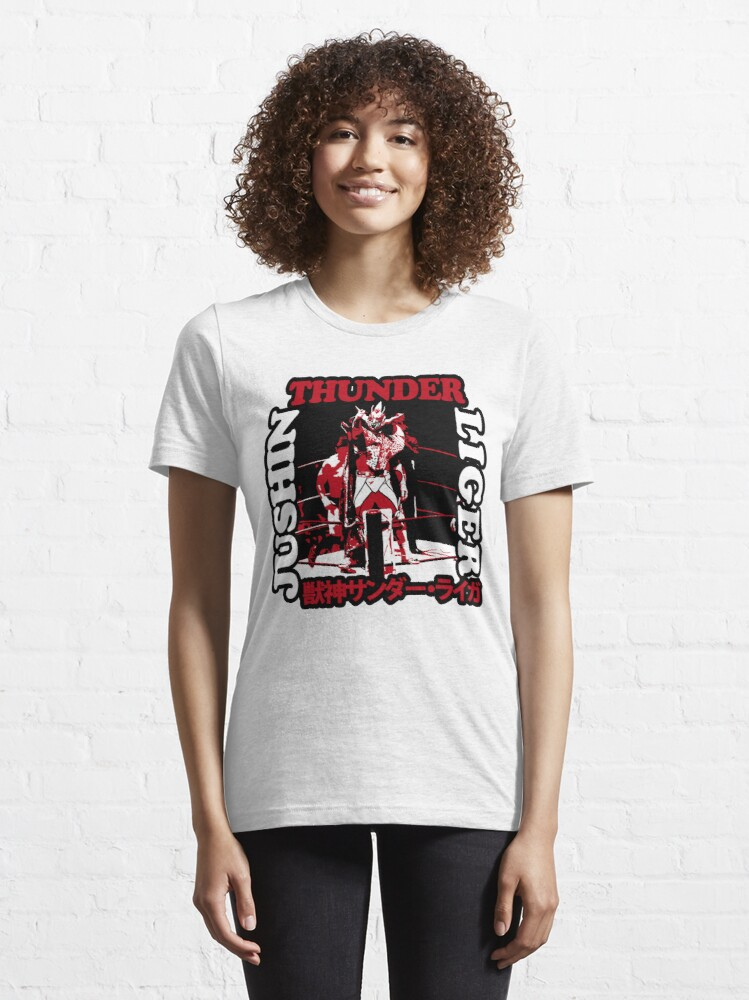 Alternate view of Jushin T. Liger  Essential T-Shirt