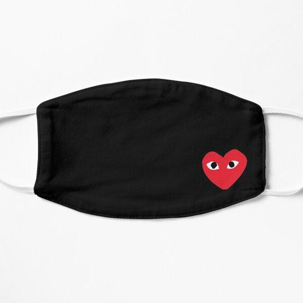 Comme Des Garcon Heart Masque sans plis