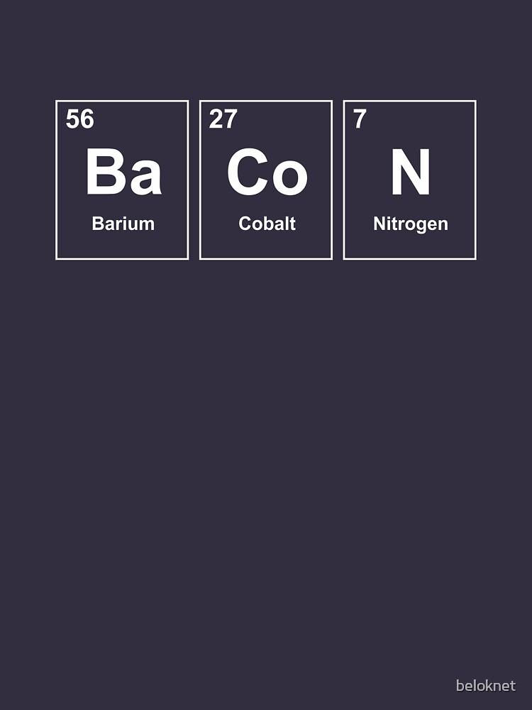 Bacon Element by beloknet