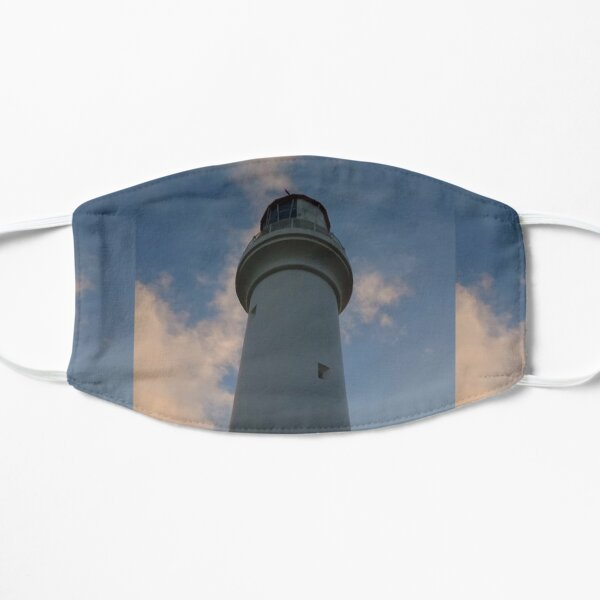 Split Point Lighthouse (Round The Twist) Mask