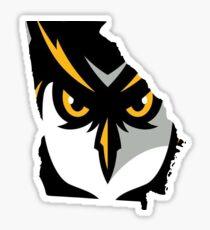 Georgia Owls Sticker