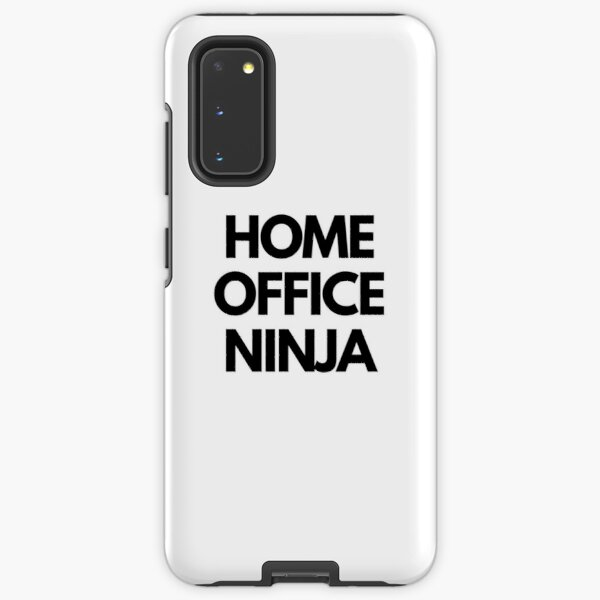 Home Office Ninja Samsung Galaxy Tough Case