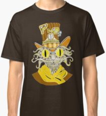 Steam Punk Cat Classic T-Shirt
