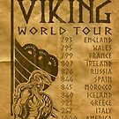 Viking World Tour by Yggdrasil-Art