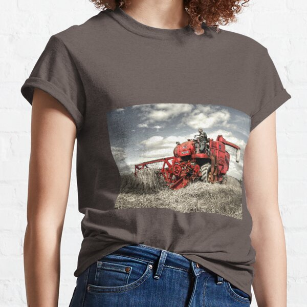 The Red Combine Classic T-Shirt