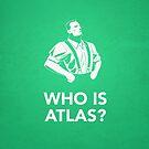 Bioshock: Who Is Atlas? by vainglory