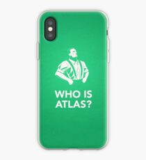 Bioshock: Who Is Atlas? iPhone Case