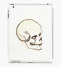 Sarcastic Skull iPad Case/Skin