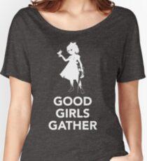 Bioshock: Good Girls Gather Women's Relaxed Fit T-Shirt