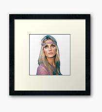 Sharon Tate Framed Print