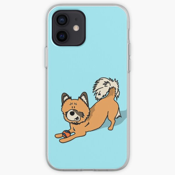 Chihuahua mit Ball iPhone Soft Case