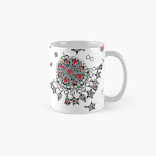 Fibule kabyle Mug classique
