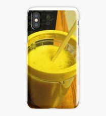 Pineapple Smoothie Time iPhone Case
