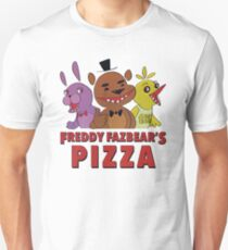 Freddy Fazbear's Pizza Employee Unisex T-Shirt