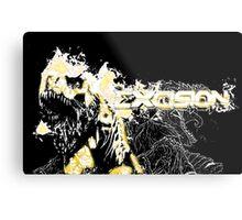 Excision Metal Print
