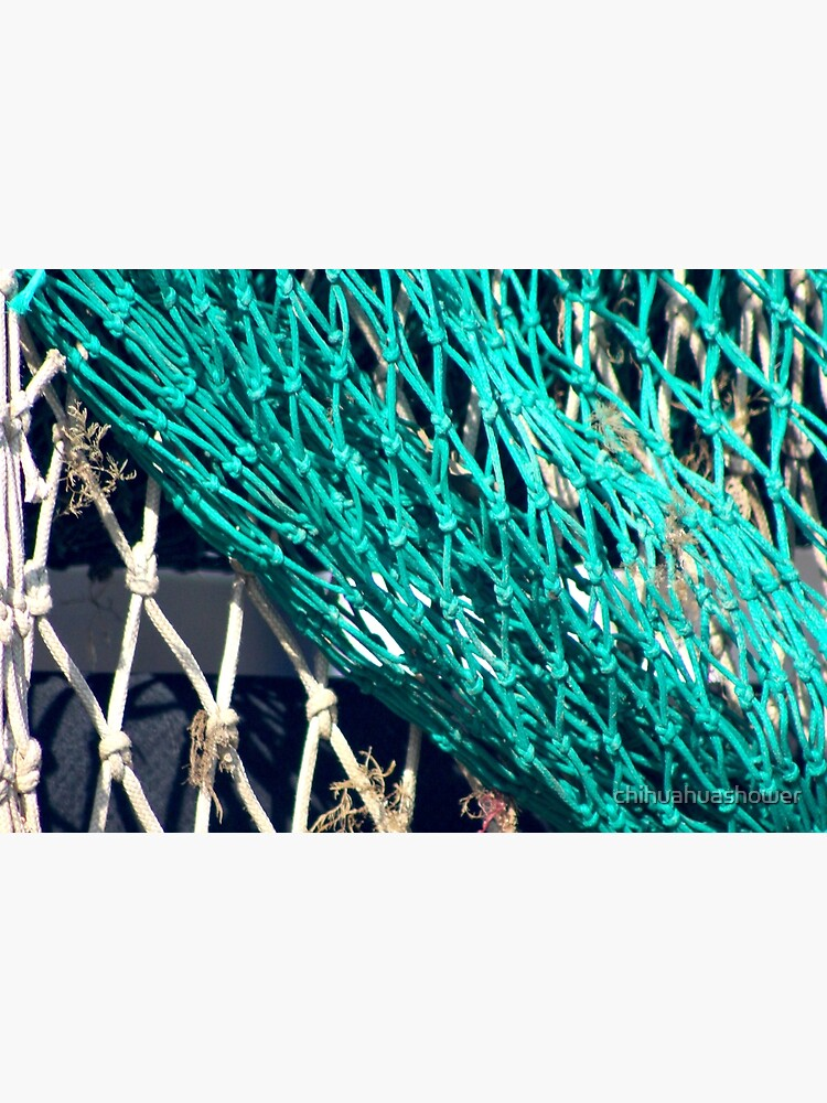 Fishing nets in Whitstable by chihuahuashower