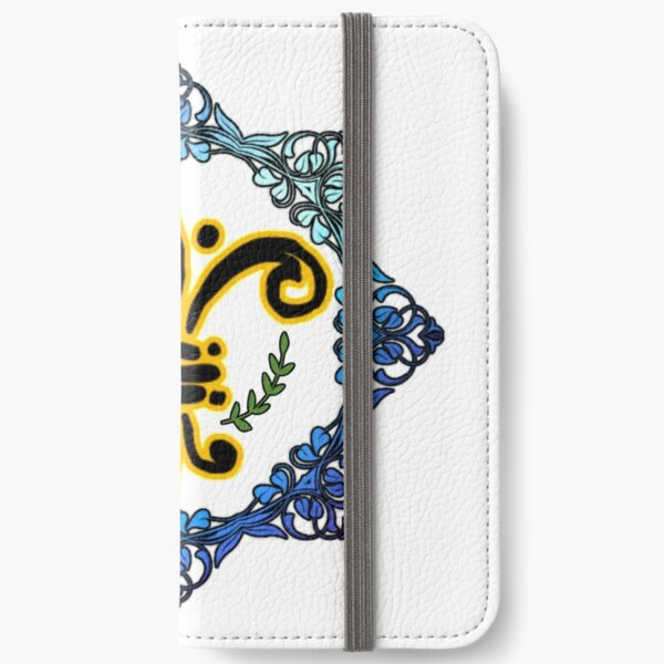Colourful Art   iPhone Wallet
