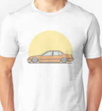 Honda Accord CB-7 Vector Illustration Unisex T-Shirt