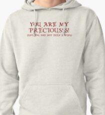 Nerd Valentines: My precious! Pullover Hoodie