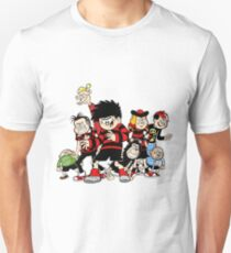 Dennis The Menace And Gang Unisex T-Shirt