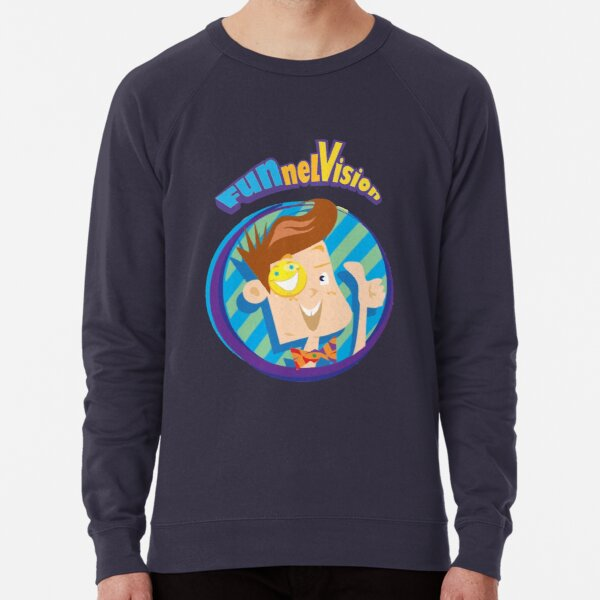 FUNnel Vision Official Merch Kids/' Long Sleeve T-Shirt