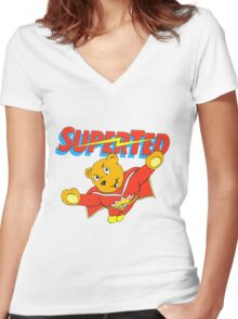 Superted 80s Cartoon T-shirt Ladies