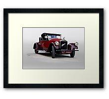 1927 Pierce Arrow Series 80 Runabout Framed Print